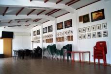 Sala Multiusos. (Foto: Rebeca Ruiz)