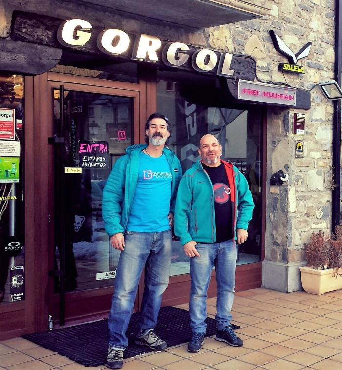 David y Gorgol