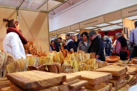 DPH_InauguracionFeriaBiescas_artesania_octubre2017
