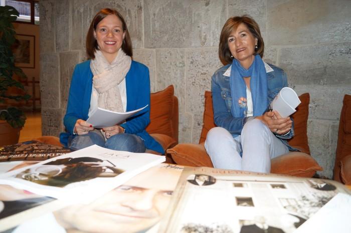 SUSANA LACASA Y TERESA LACASTA (2)