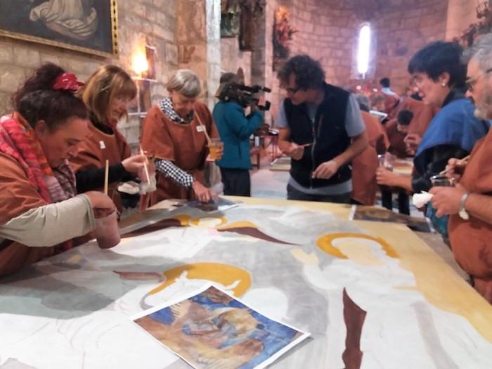 Taller de frescos de Navasa