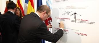 (FOTO: Gobierno de Aragón/Luis Correas)