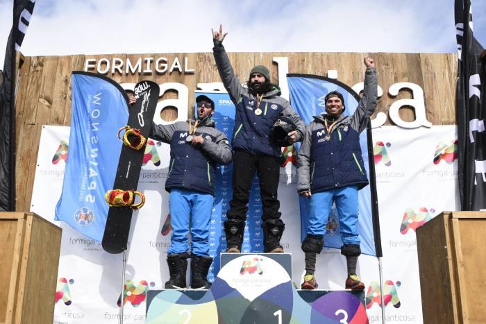 Campeonato España Snowboarcross (2)