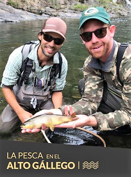 La Pesca en el Alto Gállego