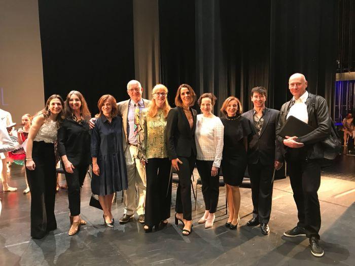 Miembros del jurado Final