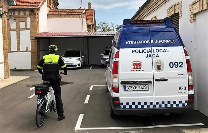 Policía Local Jaca